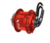 Rohloff SPEEDHUB 500/14  CC PM, red, 32h