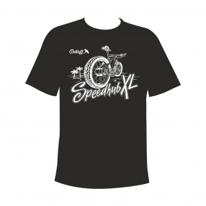 "T-Shirt ""SPEEDHUB XL"", Size XL"