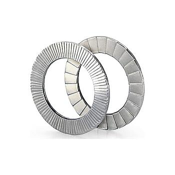 Nord-lock® washers (4x)